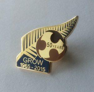Grow Badge